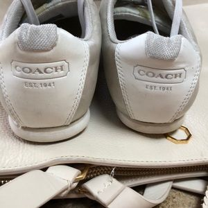 Coach Meredith 7 1/2 M like new Sneakers